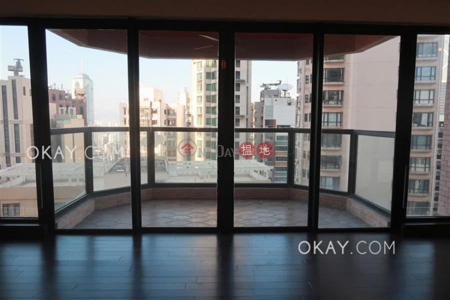 HK$ 123,000/ 月愛都大廈3座中區-4房3廁,實用率高,星級會所,露台愛都大廈3座出租單位
