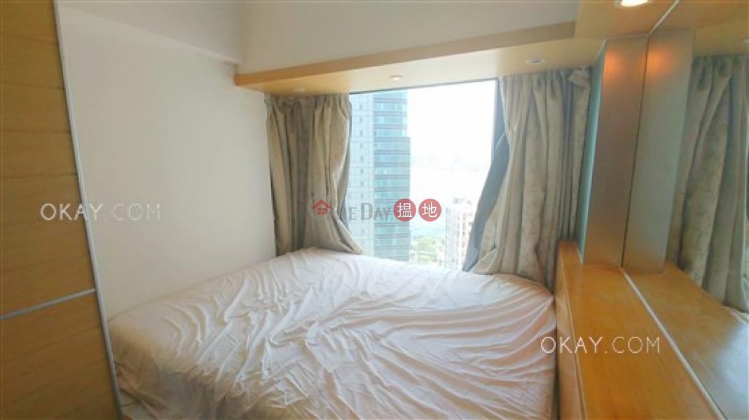 HK$ 25,500/ month Elite\'s Place Western District, Tasteful 2 bedroom on high floor with balcony   Rental