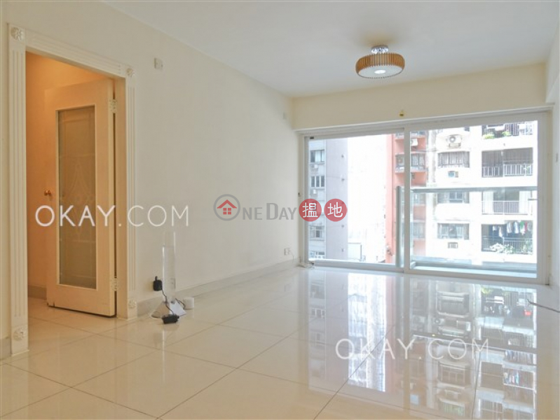 Property Search Hong Kong | OneDay | Residential Rental Listings | Tasteful 3 bedroom with balcony & parking | Rental