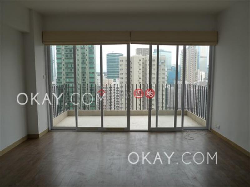 Tasteful 3 bedroom with balcony   Rental, 48 Kennedy Road   Eastern District Hong Kong Rental HK$ 50,000/ month