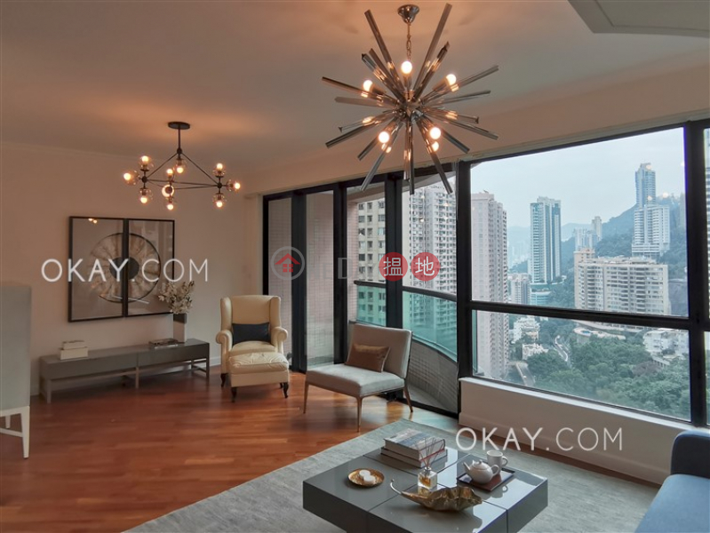 Unique 3 bedroom with balcony & parking | Rental | Dynasty Court 帝景園 Rental Listings