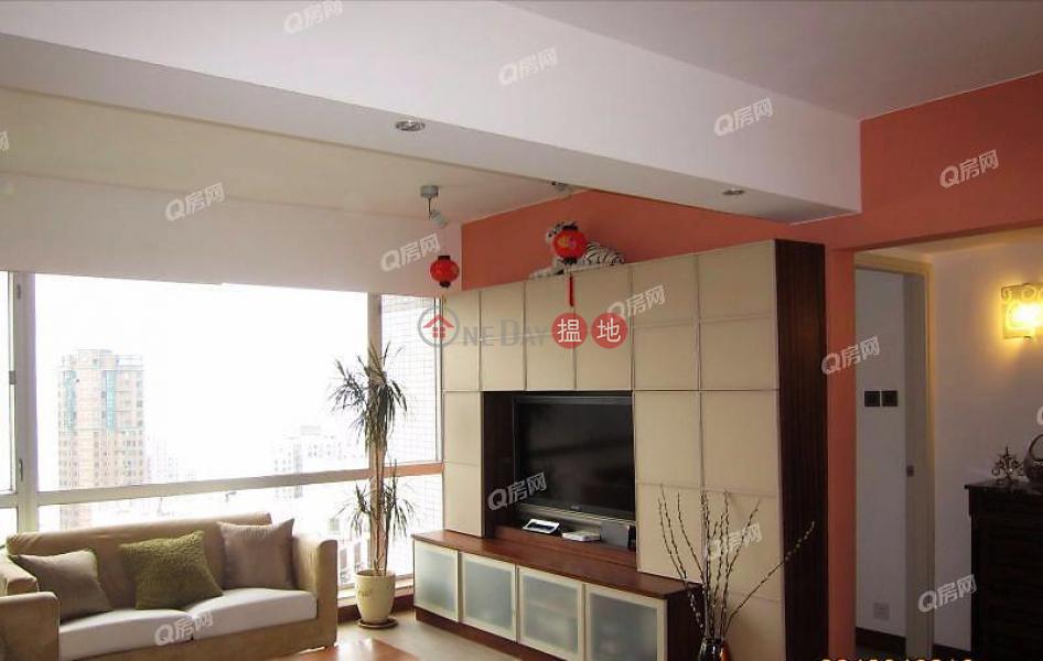 HK$ 47,000/ month, Emerald Garden | Western District, Emerald Garden | 3 bedroom High Floor Flat for Rent