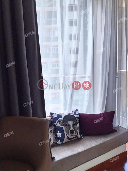 HK$ 5.5M   Park Ivy, Yau Tsim Mong, Park Ivy   1 bedroom Low Floor Flat for Sale