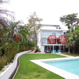 Stylish house with sea views, rooftop & terrace | Rental|Sheung Sze Wan Village(Sheung Sze Wan Village)Rental Listings (OKAY-R320378)_0