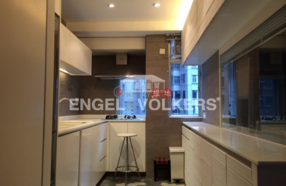 HK$ 35,000/ month The Fortune Gardens | Western District 1 Bed Flat for Rent in Mid Levels West