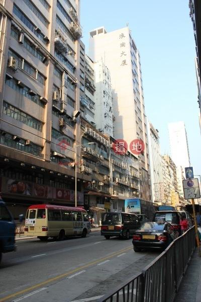 Kee Wah Industrial Building (Kee Wah Industrial Building) Cheung Sha Wan 搵地(OneDay)(2)