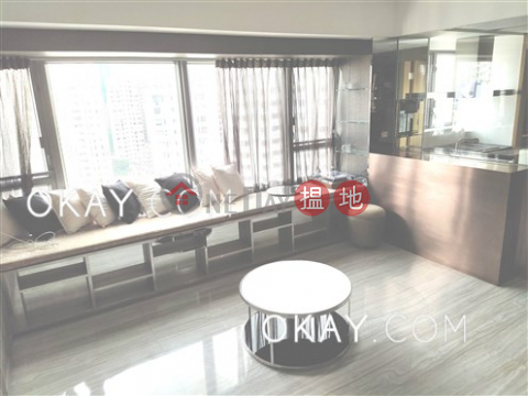 Lovely 3 bedroom on high floor with sea views & balcony | For Sale|Centre Point(Centre Point)Sales Listings (OKAY-S81140)_0