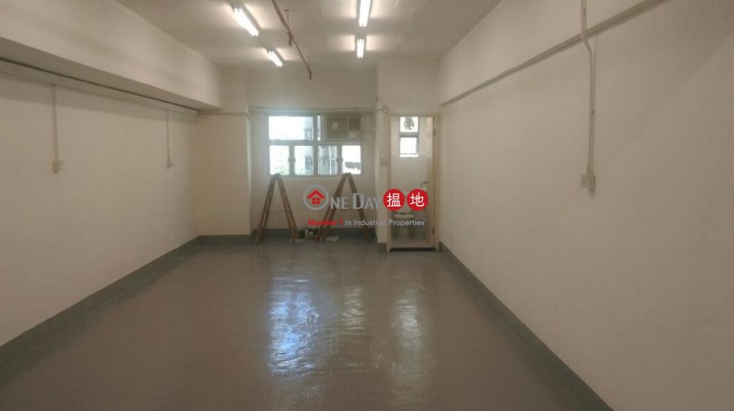 Fonda Industrial Building, Fonda Industrial Building 峰達工業大廈 Rental Listings | Sha Tin (charl-02781)