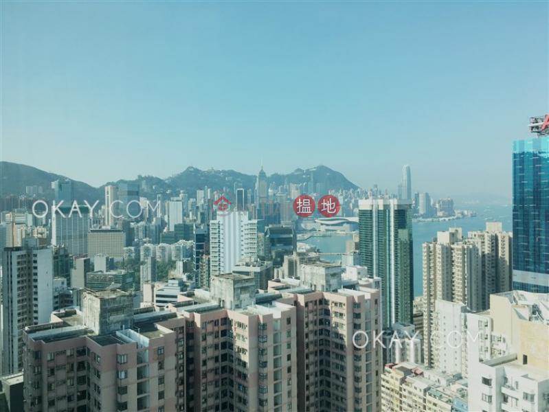 HK$ 45,000/ 月-豪廷峰-東區3房2廁,極高層,海景,星級會所《豪廷峰出租單位》