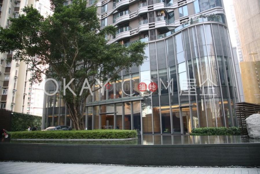2房2廁,星級會所,連租約發售,露台《瀚然出租單位》-33西摩道 | 西區|香港|出租-HK$ 65,000/ 月