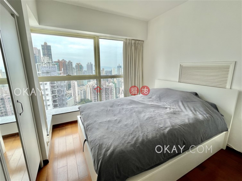 Luxurious 3 bedroom on high floor with balcony | Rental, 108 Hollywood Road | Central District | Hong Kong | Rental, HK$ 50,000/ month