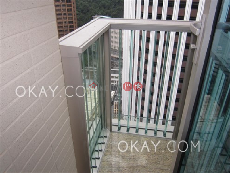 Unique 2 bedroom on high floor with balcony | Rental 200 Queens Road East | Wan Chai District, Hong Kong | Rental HK$ 32,000/ month