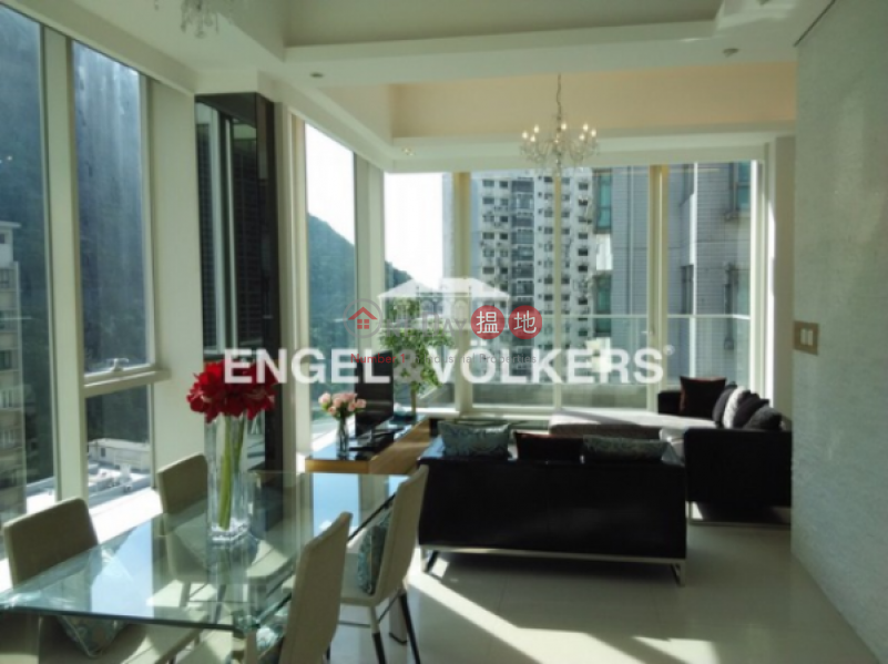 3 Bedroom Family Flat for Sale in Central Mid Levels, 16-18 Conduit Road | Central District, Hong Kong Sales HK$ 75M