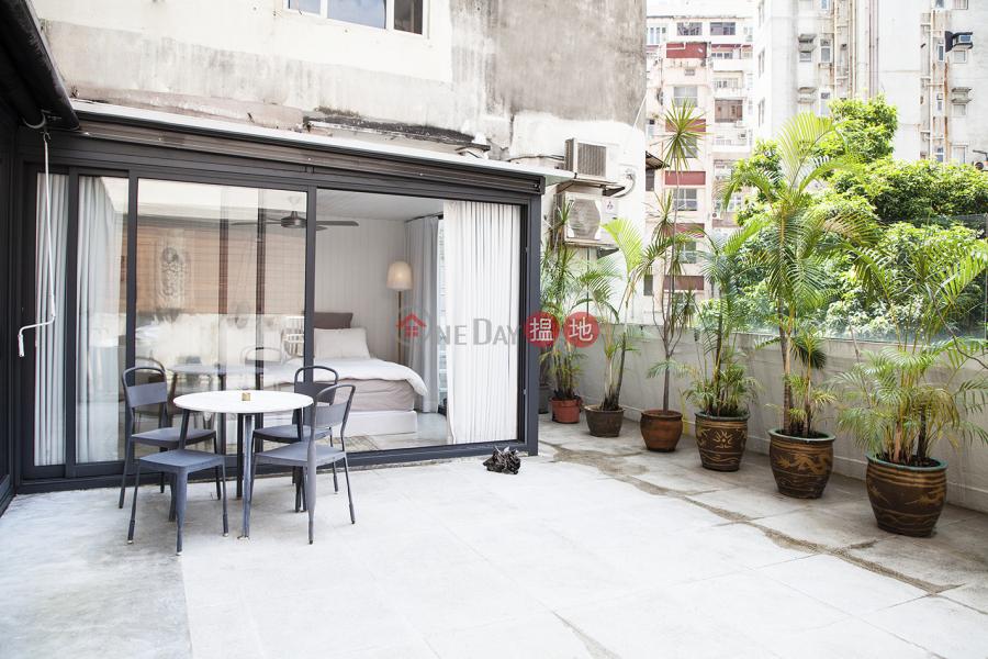 香港搵樓|租樓|二手盤|買樓| 搵地 | 住宅出售樓盤靚裝修 大露台 跑馬地中心地段
