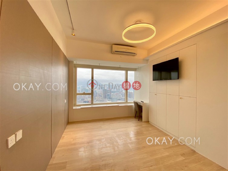 2房2廁,極高層,星級會所《名鑄出租單位》-18河內道   油尖旺香港-出租-HK$ 55,000/ 月
