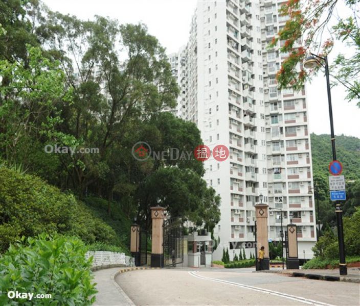HK$ 58,000/ month Braemar Hill Mansions, Eastern District, Efficient 3 bed on high floor with sea views & balcony | Rental