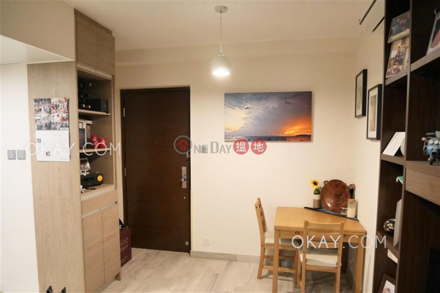 Intimate 2 bedroom with balcony   Rental, The Morrison 駿逸峰 Rental Listings   Wan Chai District (OKAY-R91883)