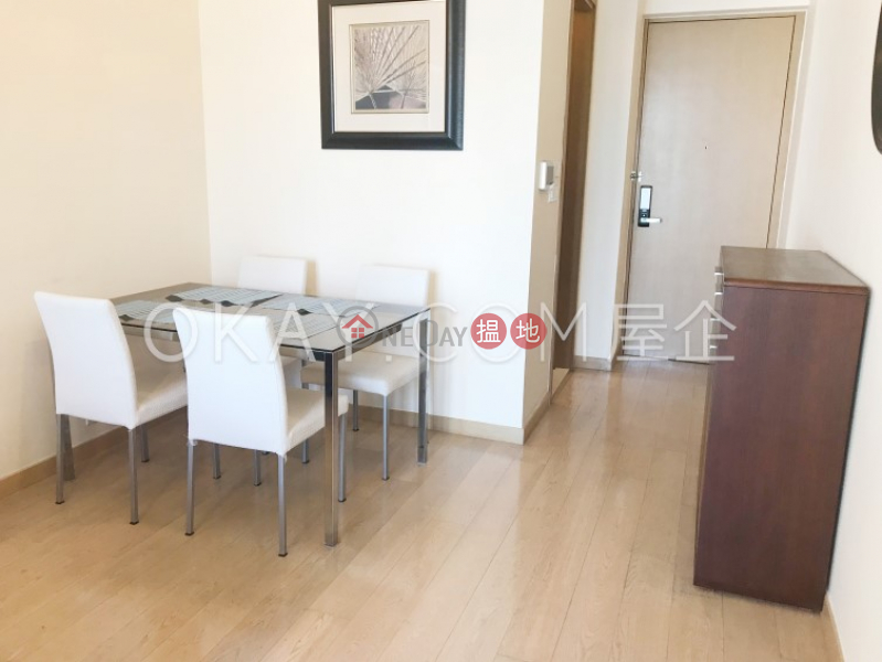 HK$ 43,000/ month, SOHO 189 | Western District | Stylish 3 bed on high floor with harbour views | Rental