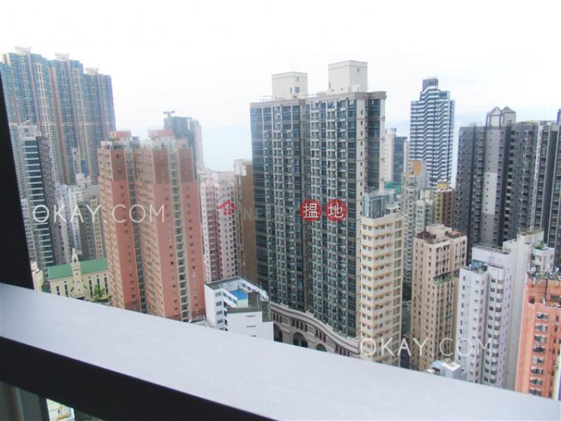 Tasteful 1 bedroom on high floor with balcony | Rental | Resiglow Pokfulam RESIGLOW薄扶林 Rental Listings