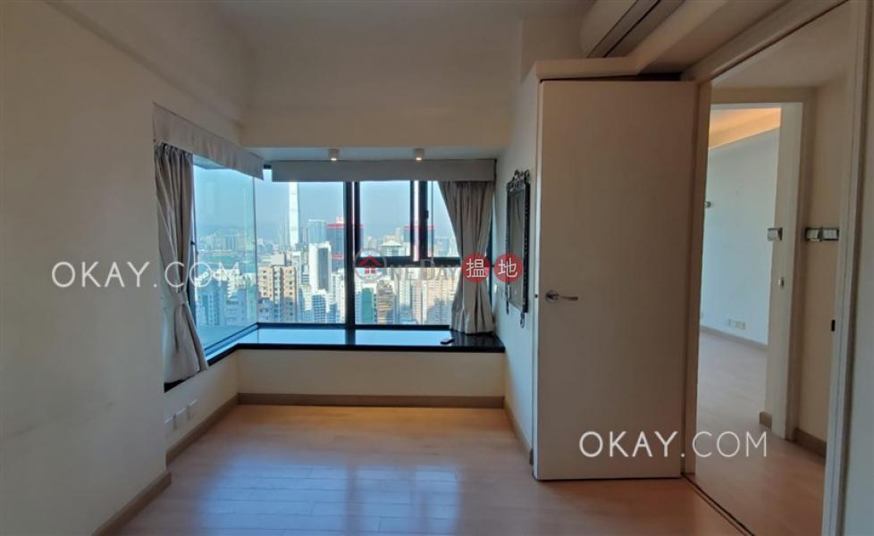 Nicely kept 2 bedroom with harbour views & parking   Rental 80 Robinson Road   Western District, Hong Kong Rental   HK$ 43,000/ month