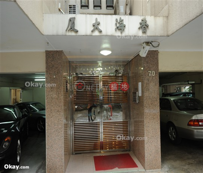 Luxurious 3 bedroom with balcony & parking | For Sale | Estella Court 香海大廈 Sales Listings