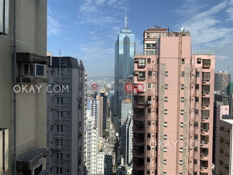Tasteful 1 bedroom on high floor with terrace | Rental | Ying Fai Court 英輝閣 Rental Listings