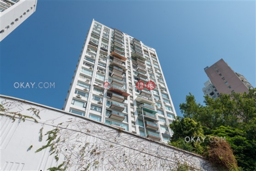 Property Search Hong Kong | OneDay | Residential | Rental Listings Efficient 3 bed on high floor with sea views & balcony | Rental