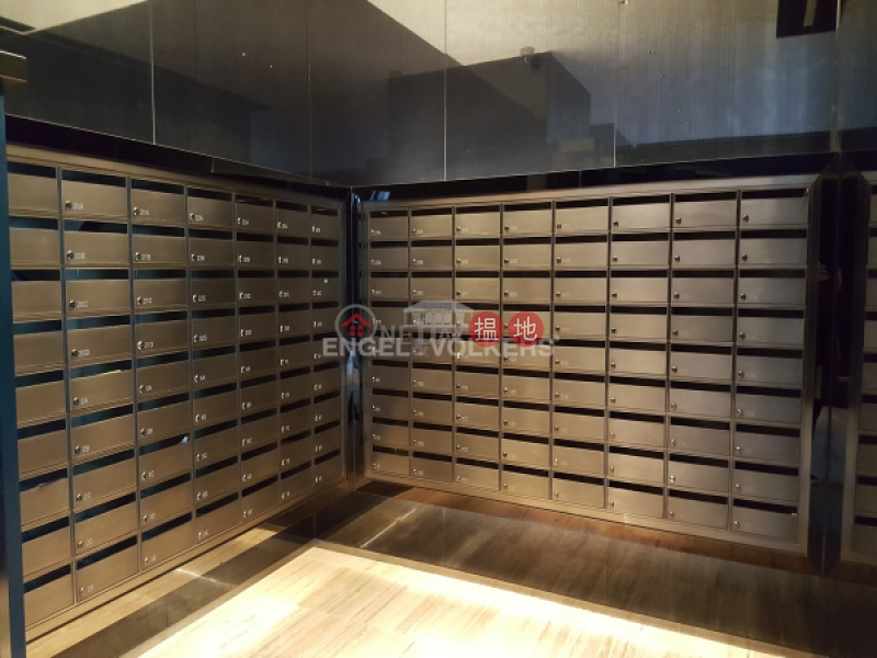 1 Bed Flat for Sale in Shek Tong Tsui, High West 曉譽 Sales Listings | Western District (EVHK35713)