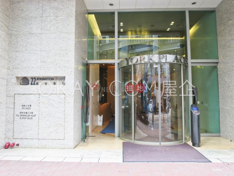 香港搵樓 租樓 二手盤 買樓  搵地   住宅-出租樓盤 1房1廁,極高層,星級會所,露台York Place出租單位