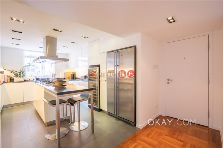 HK$ 85,000/ month   Ning Yeung Terrace Western District   Rare 3 bedroom on high floor with balcony   Rental