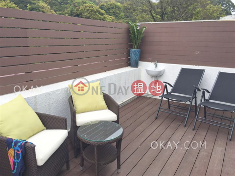 Popular house with rooftop & parking | For Sale|Tseng Lan Shue Village House(Tseng Lan Shue Village House)Sales Listings (OKAY-S371370)_0