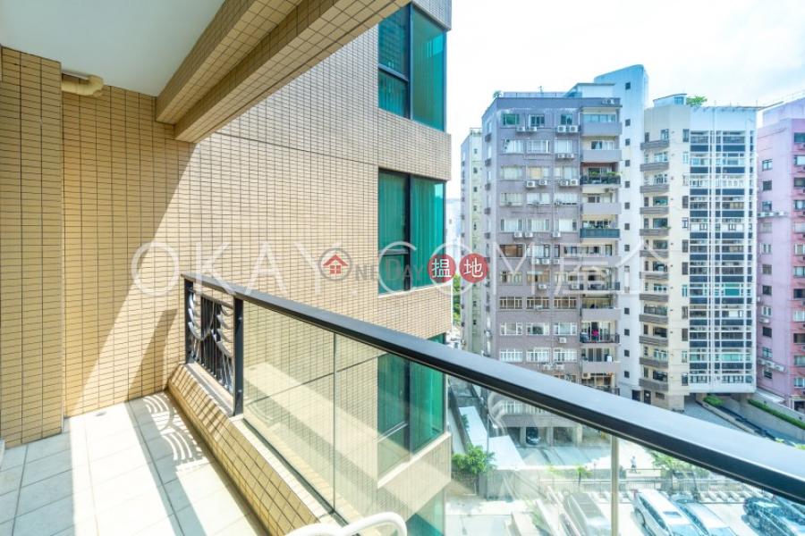 Exquisite 4 bedroom with balcony | Rental | No 8 Shiu Fai Terrace 肇輝臺8號 Rental Listings