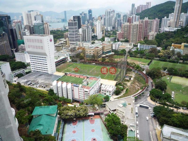 豪宅地段,品味裝修,超大戶型,實用靚則《比華利山租盤》6樂活道 | 灣仔區-香港-出租|HK$ 59,000/ 月