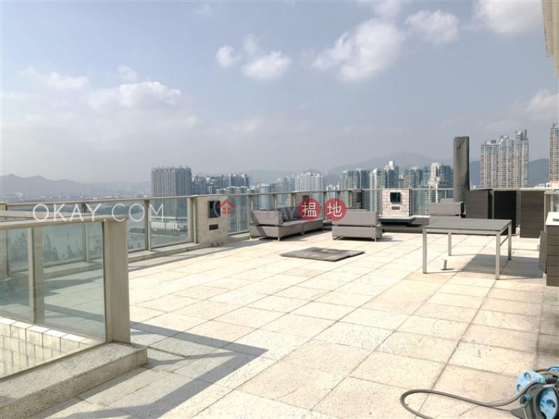 Unique penthouse with rooftop, terrace & balcony   Rental, 1 Yau Cheung Road   Yau Tsim Mong   Hong Kong   Rental HK$ 125,000/ month