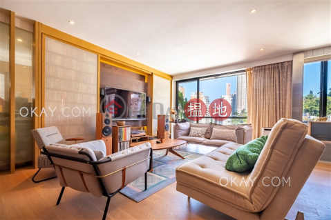 Luxurious 1 bed on high floor with balcony & parking | For Sale|Holly Court(Holly Court)Sales Listings (OKAY-S121907)_0