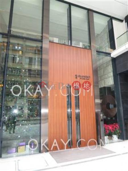 2房1廁,星級會所,露台《瑧環出租單位》 瑧環(Gramercy)出租樓盤 (OKAY-R95781)