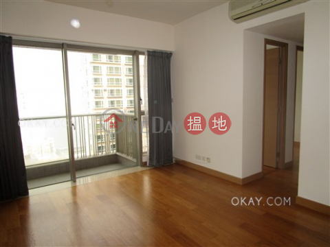 Tasteful 2 bedroom with sea views & balcony   Rental Island Crest Tower 1(Island Crest Tower 1)Rental Listings (OKAY-R89696)_0
