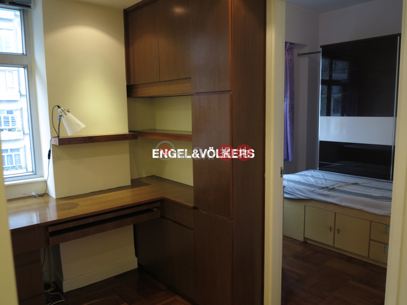 2 Bedroom Flat for Rent in Soho 135-137 Caine Road | Central District | Hong Kong | Rental HK$ 32,000/ month