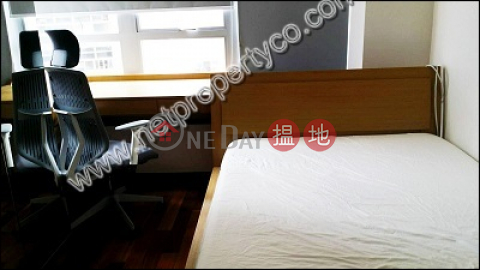 Decorated 1-bedroom apartment for rent in Wan Chai|J Residence(J Residence)Rental Listings (A051073)_0