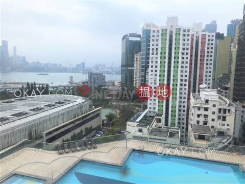 Rare 3 bedroom in Tin Hau | Rental|Eastern DistrictPark Towers Block 1(Park Towers Block 1)Rental Listings (OKAY-R109147)_0
