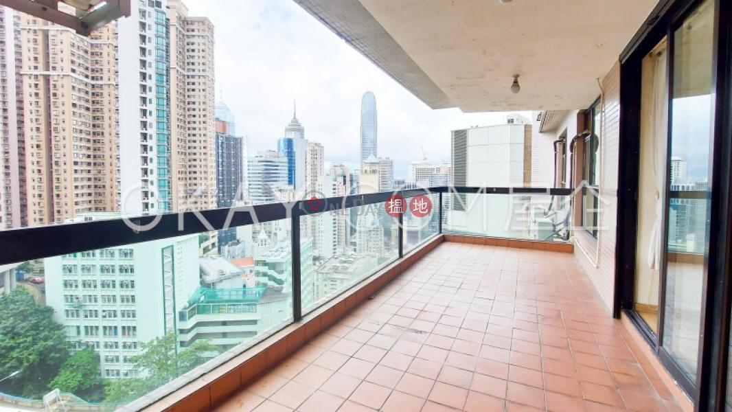 3房2廁,實用率高,連車位,露台錦園大廈出租單位-3舊山頂道 | 中區|香港出租|HK$ 85,000/ 月