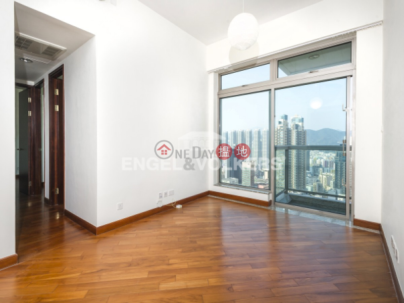 3 Bedroom Family Flat for Sale in Tai Kok Tsui | The Hermitage 帝峰‧皇殿 Sales Listings