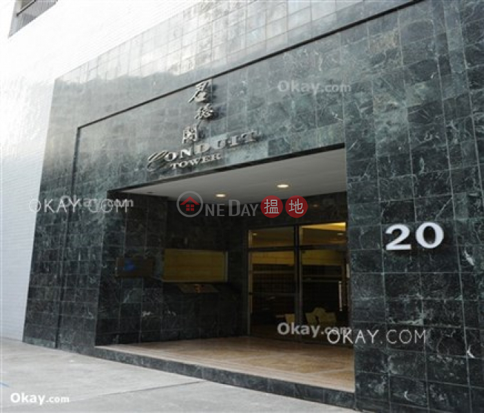Lovely 3 bedroom with parking   For Sale, Conduit Tower 君德閣 Sales Listings   Western District (OKAY-S32575)