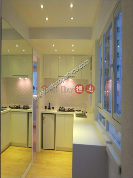 HK$ 38,000/ month Wealth Building | Western District | 1-bedroom penthouse for rent in Sai Ying Pun