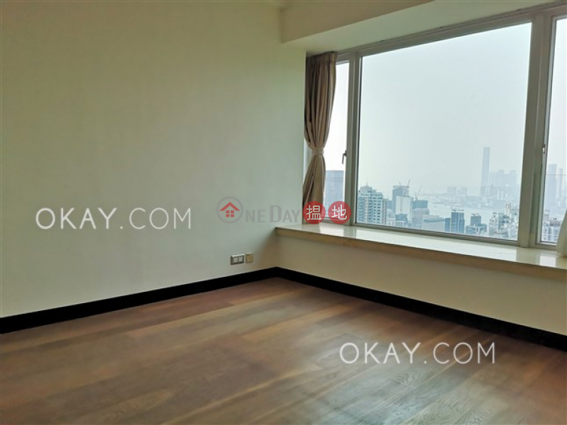 HK$ 72,000/ month The Legend Block 1-2, Wan Chai District, Exquisite 3 bed on high floor with balcony & parking   Rental