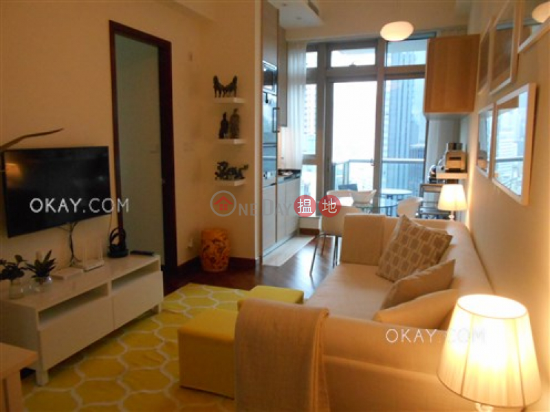 Charming 2 bedroom on high floor with balcony | Rental | 200 Queens Road East | Wan Chai District, Hong Kong Rental, HK$ 45,000/ month
