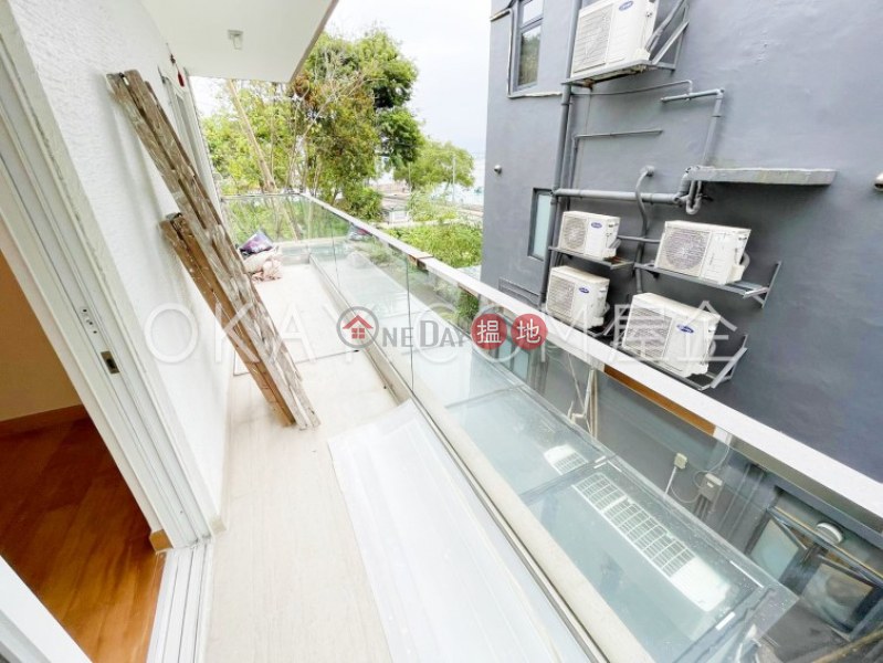 HK$ 36,000/ month Tso Wo Hang Village House Sai Kung | Popular house with sea views, rooftop & balcony | Rental