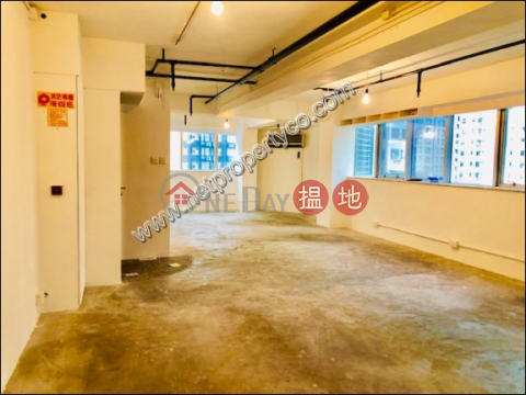 Newly Renovated Office Unit for Sale with lease in Wan Chai|EIB Tower(EIB Tower)Sales Listings (A064437)_0