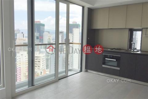 Charming 1 bedroom on high floor with balcony | Rental|28 Aberdeen Street(28 Aberdeen Street)Rental Listings (OKAY-R320332)_0