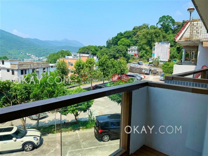 Tasteful house with rooftop, balcony | For Sale | Mok Tse Che Village 莫遮輋村 Sales Listings